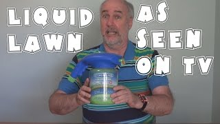 Liquid Lawn Review- As Seen On TV | EpicReviewGuys in 4k