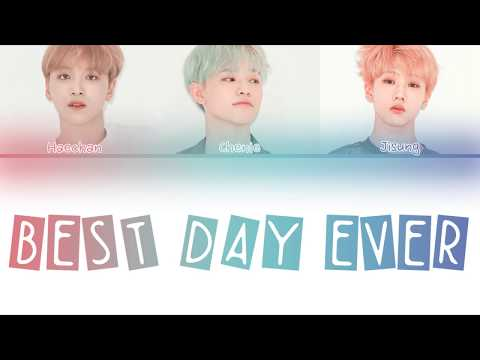 Download Haechan X Chenle X Jisung  Best Day Ever Color Coded Lyrics HanRomEng