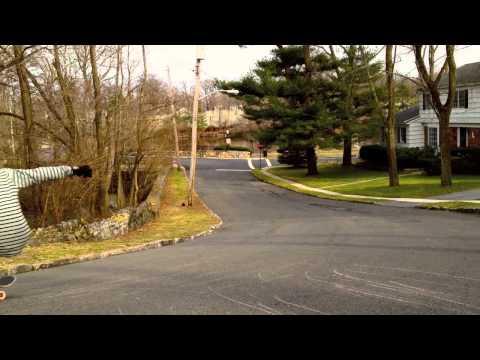 Longboarding: Hightailin'