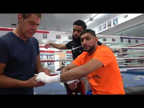 Amir Khan Breaks Down Liam Smith vs Jaime Munguia EsNews Boxing