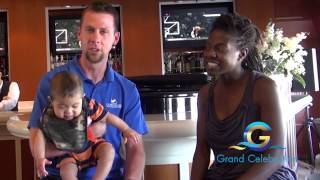 Lucas and Sylvia's Grand Celebration Cruise Testimonial