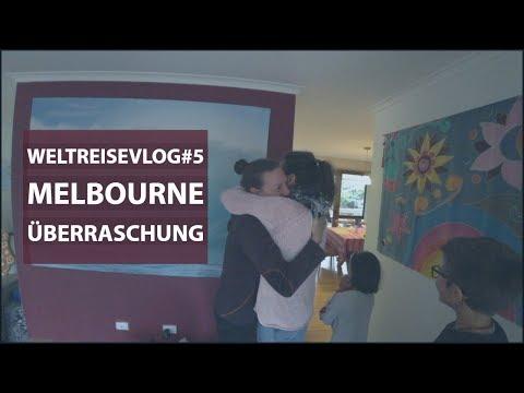 Weltreisevlog #5 | Melbourne | große Überraschung