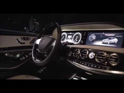 Mercedes-Benz 2014 S-Class Interior HD Trailer