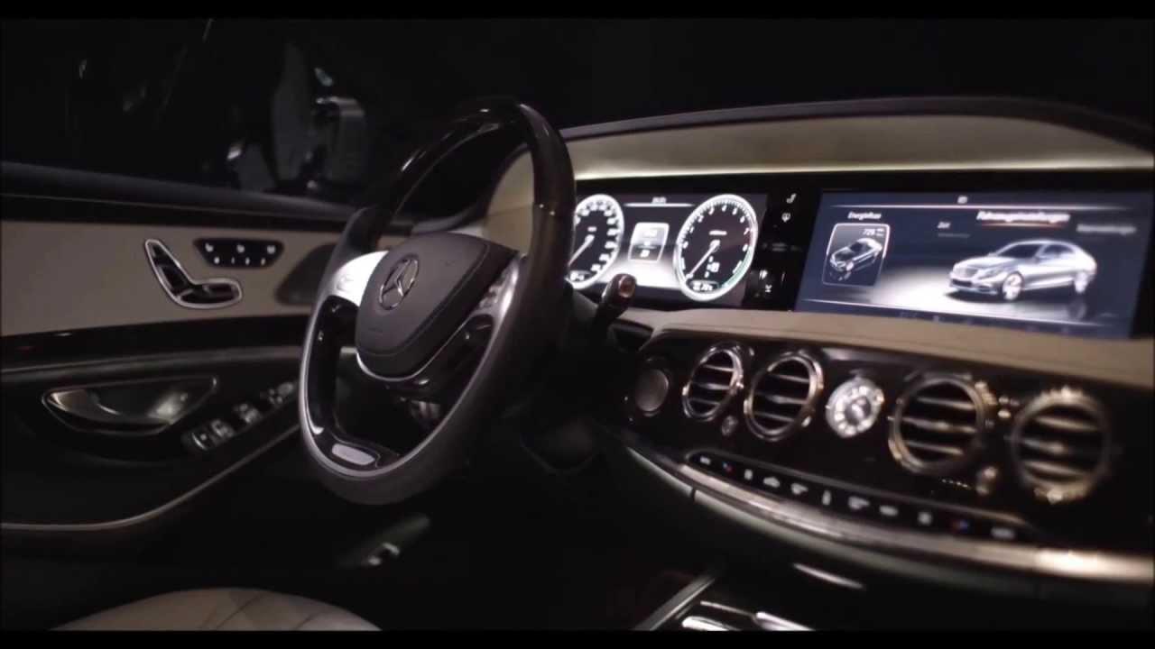 Mercedes Benz 2014 S Class Interior Hd Trailer Youtube