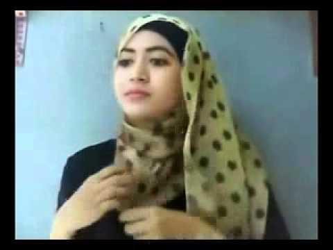 Hijab Tutorial Adds Beauty In Muslim Girls video