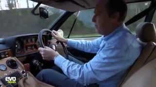 Lamborghini Espada drive
