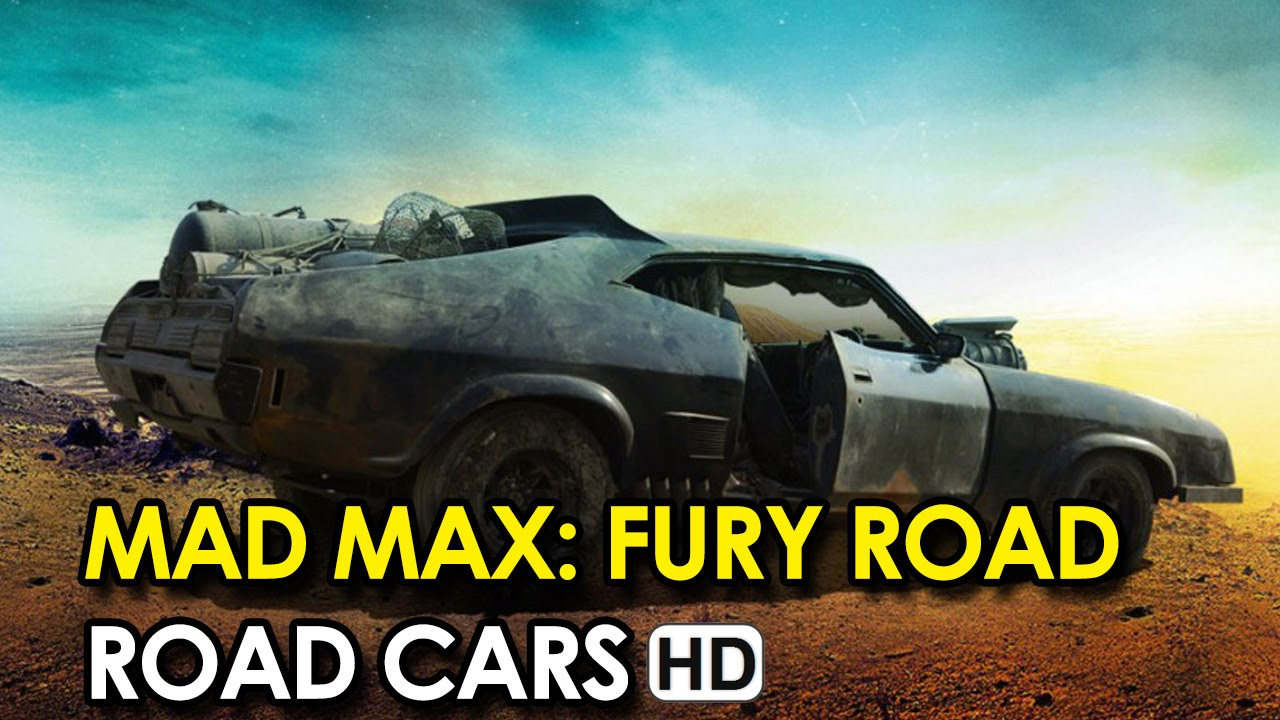Mad Max: Fury Road - Road Cars (2015) HD
