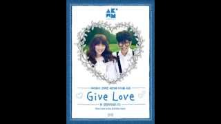AKMU - Give Love (With Lyric and Mp3)