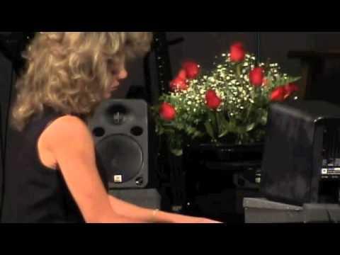 Susan Ward - You Were There (original piano piece)