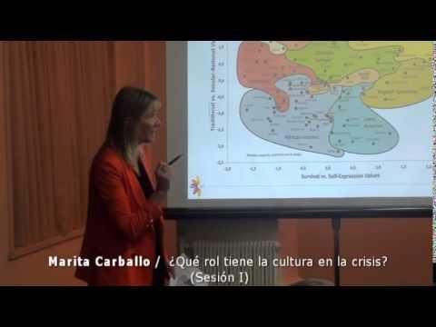 ¿Qué rol tiene la cultura en la crisis? (Sesión I) - Carballo PARTE 1