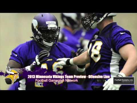 Football Gameplan's 2013 NFL Team Preview - Minnesota Vikings