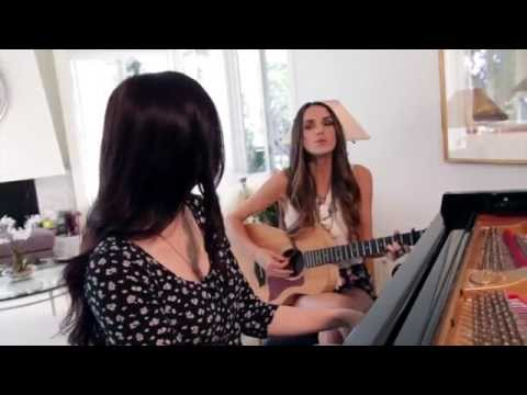 Love Me Harder Cover By Marie Digby And Ana Free video