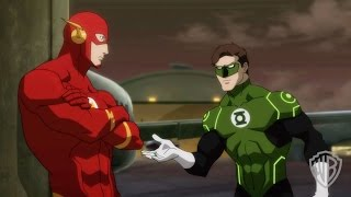 """Justice League: Throne of Atlantis - """"I'll Bet You Like Cuban Food"""" (Exclusive)"""