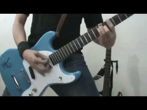 Ramones - Carbona Not Glue (Guitar cover)
