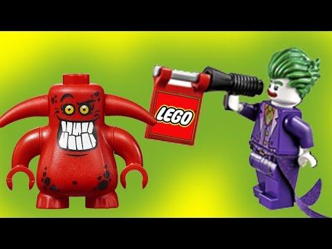 Ядовитое интервью Джокера. Бэтмен и Робин. Лего мультик, минифигурки lego. Все серии подряд, онлайн