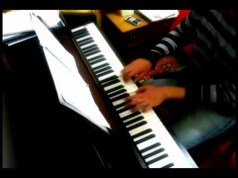 Бах Иоганн Себастьян - Фантазия c-moll BWV919