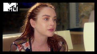 Lindsay Gives Her Staff A Harsh Wakeup Call | Lindsay Lohan's Beach Club | MTV