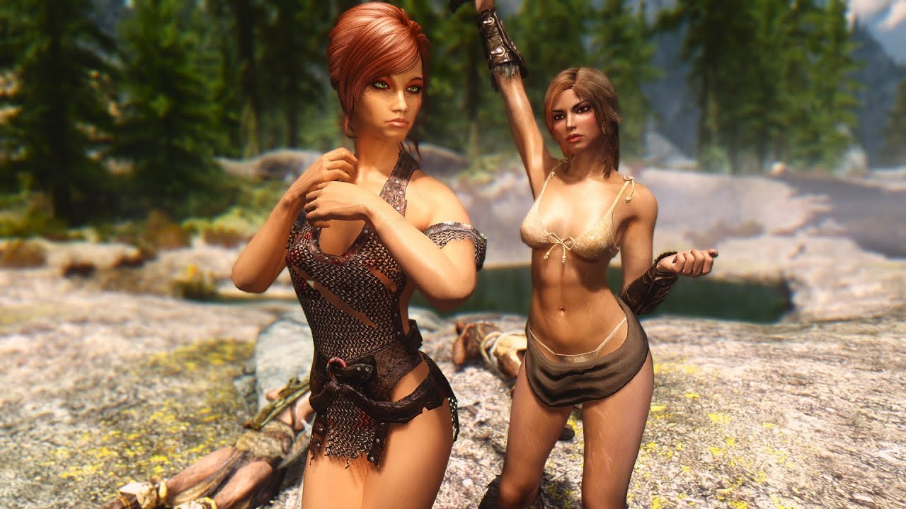 Rpg and naked without armor porncraft video