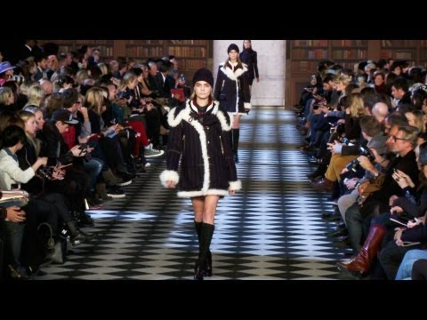 Tommy Hilfiger Women s Autumn/Winter 2013-14 - Videofashion
