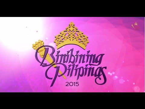 Binibining Pilipinas 2015 Full Show