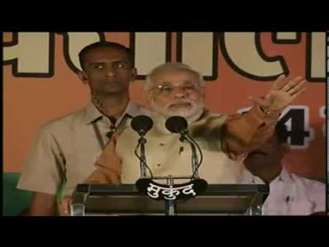 Shri Narendra Modi Addressing A Massive Public Meeting In Raipur, Chhattisgarh - Speech video