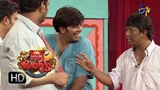 Sudigaali Sudheer Performance – Extra Jabardsth - 29th July 2016 – ETV  Telugu