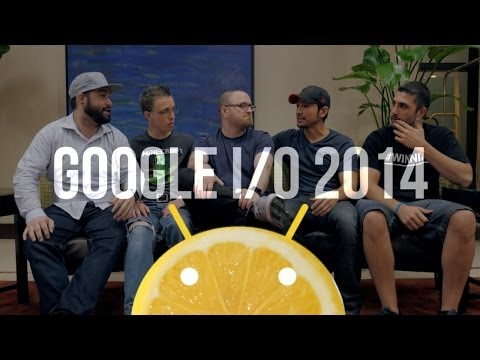 Top 5: Google I/O 2014 Announcements (Discussion)
