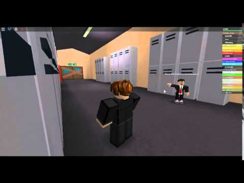 Roblox Escape School V.2 Part 1