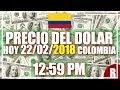 Precio del Dolar hoy en Colombia Hoy 22 de Febrero del 2018 MP3