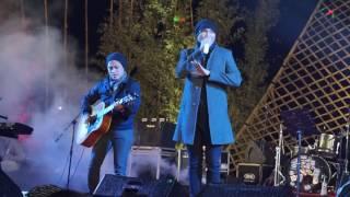ANJI FEAT IRVAN BORNEO - LUBANG UNTUKMU ( DIENG CULTURE FESTIVAL 2017 )