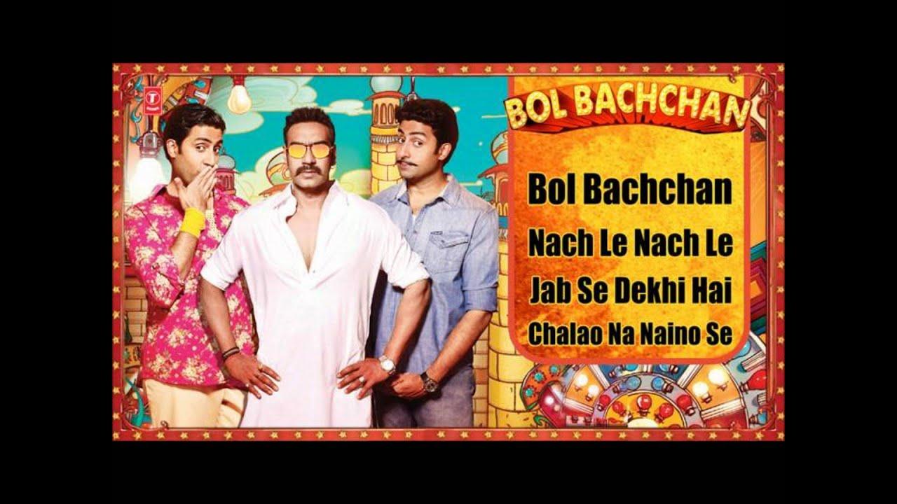 Bol Bachchan - YouTube