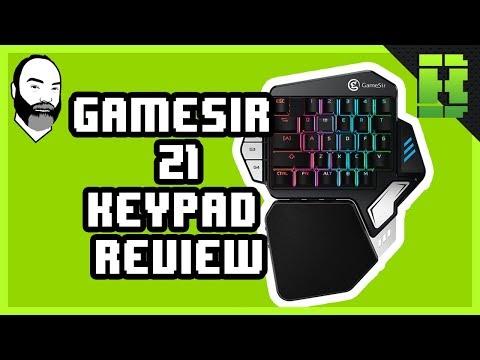 GameSir Z1 Review Rgb Mechanical Gaming Keyboard