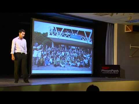 TEDxPhnomPenh - Phloeun Prim - Transformation of a Nation Through the Arts