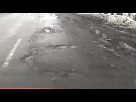 1 минута пыток по Одесской трассе