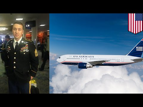 When a flight attendant didnt hang an Army Rangers coat up a PR nightm