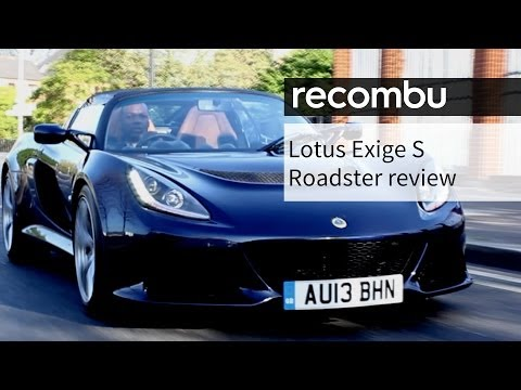 Lotus Exige S Roadster Review: Killing us softly