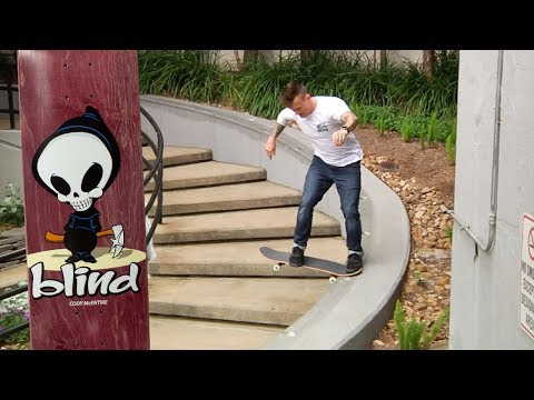 Cody McEntire - OG Reaper Series | Blind Skateboards