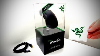 Razer Mamba 2012 Elite Wireless Gaming Mouse Unboxing & Overview