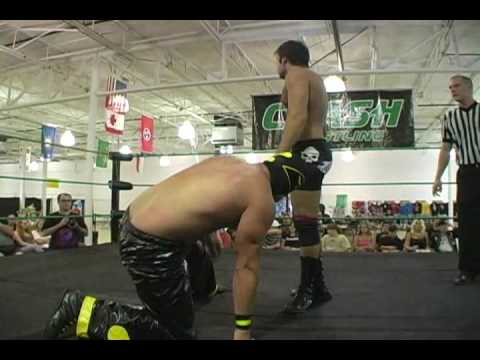 CLASH Wrestling: Cameron Skyy vs Create A Wrestler (Full Match)