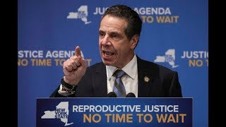 EYES ON THE TIMES: Governor Cuomo Vows To Increase Abortions Rights Up To Birth