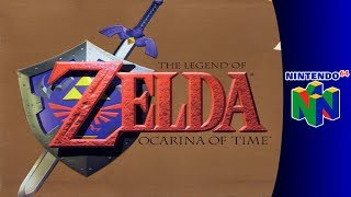 Nintendo 64 Longplay: The Legend of Zelda: Ocarina of Time (Part 1 of 2)