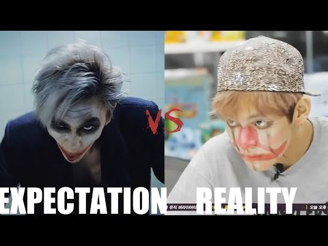 BTS (Bangtan Boys) Crack part 8 // Expectations vs Reality