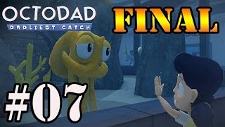 Let's Play :Octodad Dadliest Catch - Parte 7 [FINAL] - A Verdade Revelada