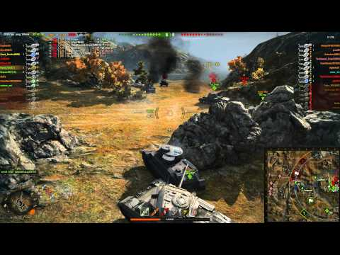 World of Tanks - Tiger (P) - Radley-Walters' + Steel Wall + High Caliber