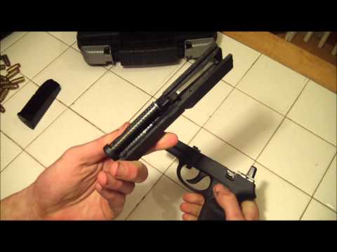 Sig Sauer P250 Sub Compact Review .40 S&W