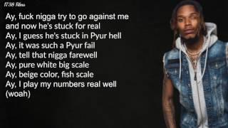 Fetty Wap - Aye (Lyric Video KING ZOO) 🔥
