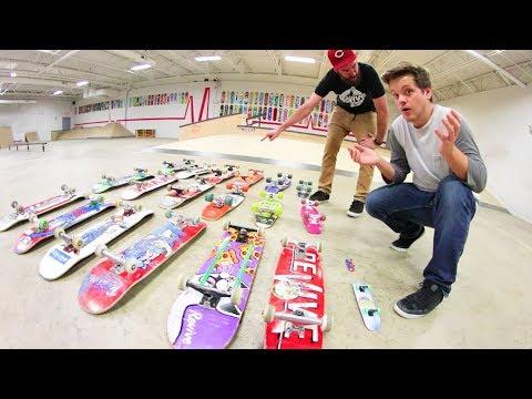 You Must 360 Flip Every Skateboard!