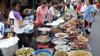 Chợ Campuchia ở Sài Gòn