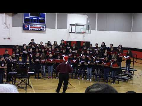 7th and 8th.  Sleigh Ride Dec. 2018 MP3
