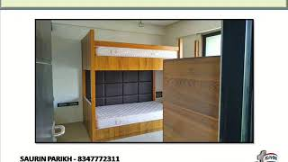 3 BHK Flat for Sale in Maruti Celedron, S G Highway, Ahmedabad, India